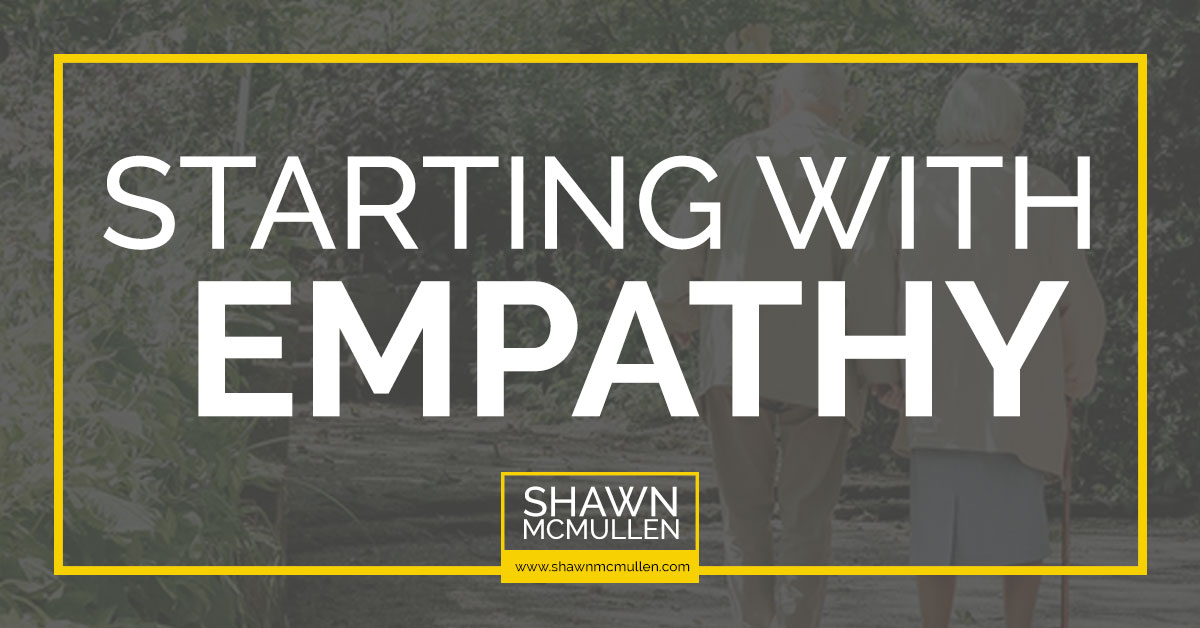 Starting with Empathy